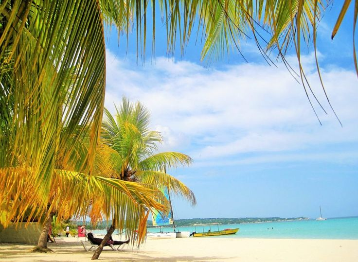 Flight Brussels to Jamaica for just 280 EUR