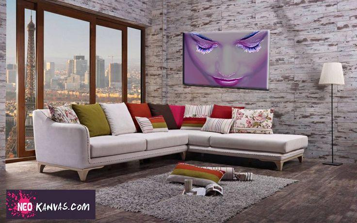 Farklı tarzlar ile evinizi baştan yaratın www.neokanvas.com