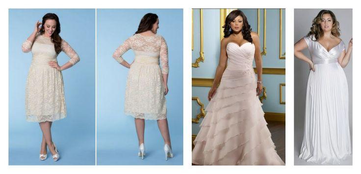 14 best Wedding Dresses for Curvy Brides images on Pinterest ...