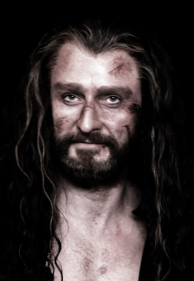 Richard Armitage - Thorin | Thorin Oakenshield | Pinterest