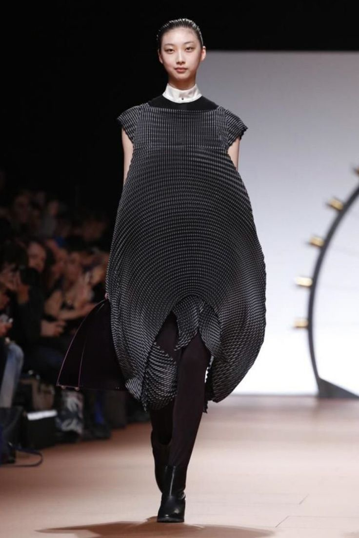Tremendous pleats by Issey Miyake. Collections - SHOWstudio - The Home of Fashion Film