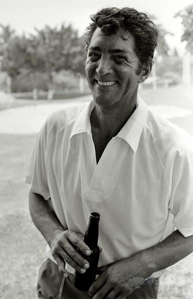 Dean Martin was getting older by the end of the 50s