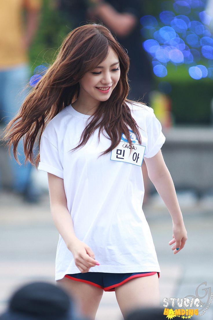 Kwon Mina Like A Cat