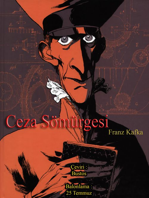 Çizgi Roman: Franz Kafka - Ceza Sömürgesi PDF e-kitap indir