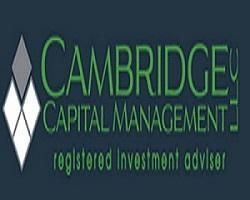 Cambridge Capital Management, LLC is focused on providing clients with comprehensive investment management, wealth management service and retirement plan consulting firm with offices in O' Fallon, IL and St. Louis, MO.