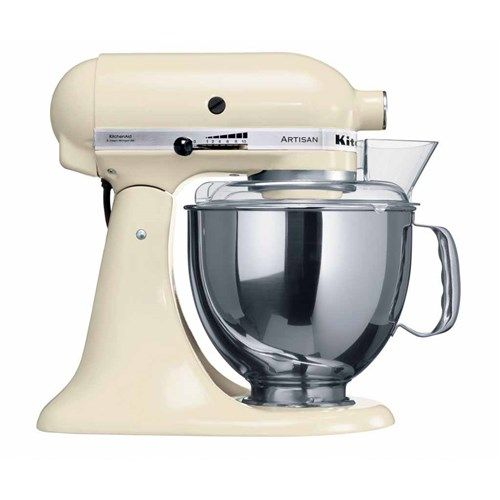 KitchenAid Artisan KSM150 Stand Mixer Almond Cream   Stand Mixers & Attachments - House