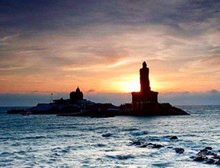 கனனயகமரtamilnadu#incredibleindiaIt is located atop a small islandwhere two seas and an ocean meet; the Bay of Bengal the Arabian Sea and the Indian Ocean.#awesome#Instalove#jj_forum#like#followers#vsco#vscocam#sunset#fantastic_earth#awesomeearth#bestvacations#photooftheday#igers#bestoftheday#instagood#tagstagram#instagramphotos#tbt#beautifuldestinations#skypainters#webstagram#cloudporn#landscape#instavsco#sunset#tagstsgram#instagramhub#picoftheday #wonderful_placesThe Tamilnadu Government…