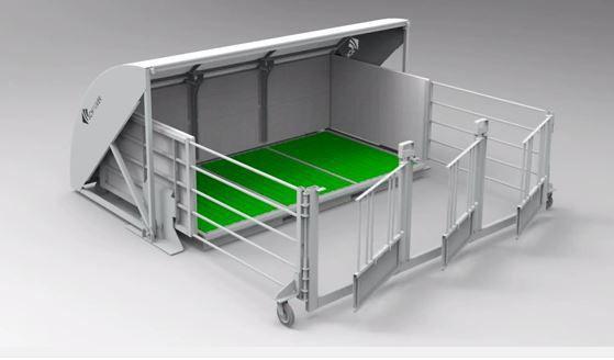 Um auf die Zukunft vorbereitet zu sein, wobei Smart Farming und Effizienz im Mittelpunkt stehen, hat der niederländische Hersteller Schrijver stalinrichting neue Unterbringungssysteme für Kälber entwickelt.