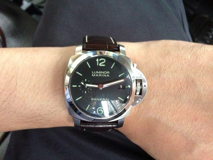 Panerai PAM 392 Watches Pinterest