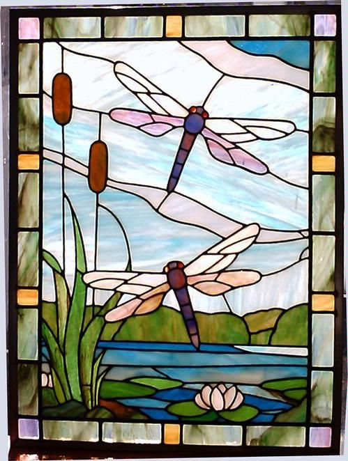 Dragonflies - from Delphi Artist Gallery
