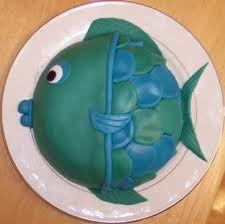 taart vis