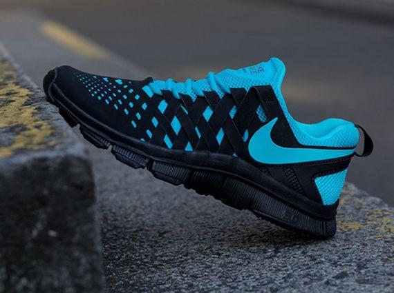 Nike Free Trainer 5.0 - Black - Gamma Blue - SneakerNews.com