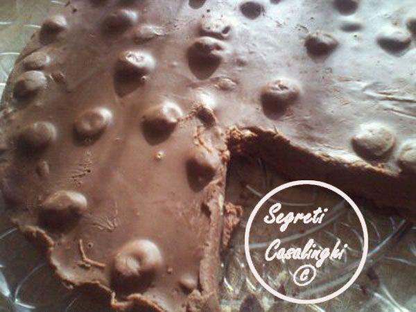 mattonella cioccolato,ricetta mattonella tre cioccolati,ricette con il cioccolato,ricette pasquali,ricette cioccolato,ricette riciclo cioccolato,mattonella,
