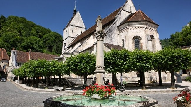 St-Ursanne,Suisse.