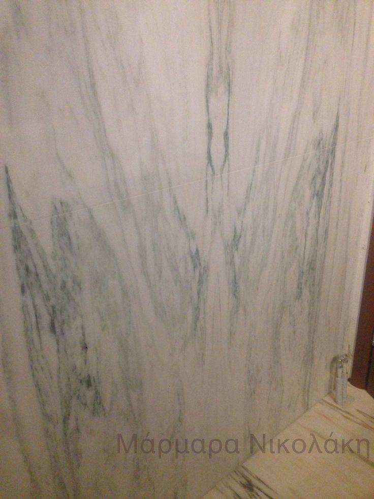 Greek marble Dionyssos (open book) (bathrooms - μπάνια - πολυτελείας - μαρμάρινα - luxury - μοντέρνα)