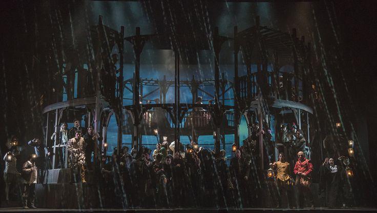 Otello director de escena pablo maritano escenograf a e - Enrique iluminacion ...