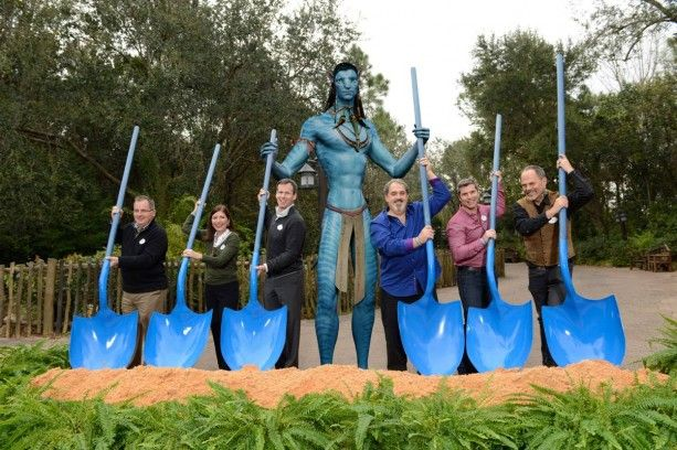 New Avatar-Inspired Expansion Officially Underway at Disney's Animal Kingdom