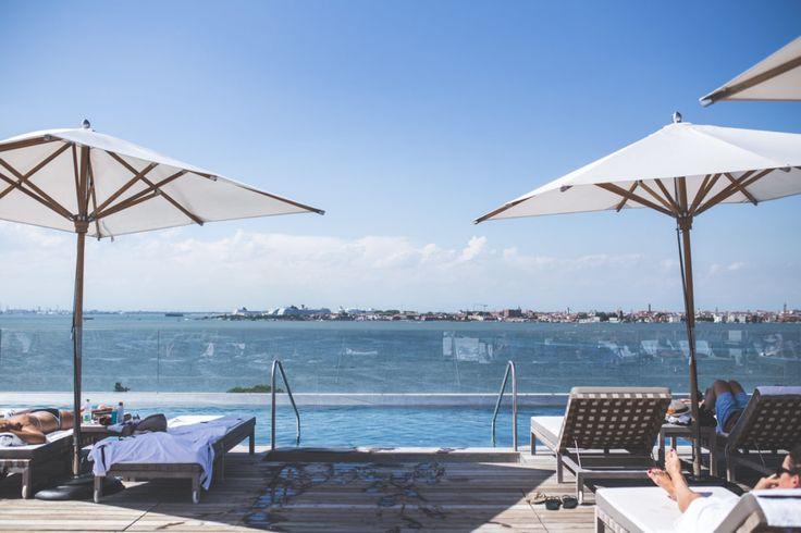 Venetsian hotelli: JW Marriott