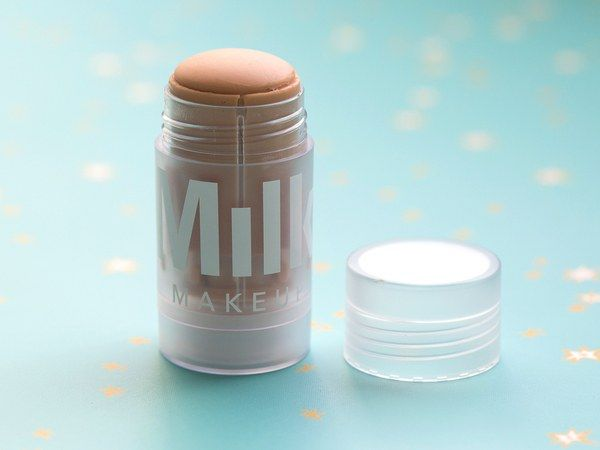 """Here's a beauty editor's review of the Milk Makeup Blur Stick, which calls itself """"invisible foundation."""""""
