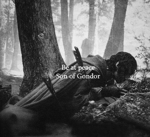 LOTR. Boromir's death :'(
