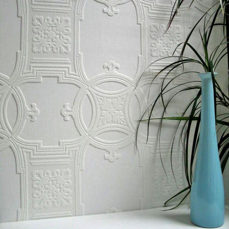 The 25+ Best Paintable Textured Wallpaper Ideas On Pinterest
