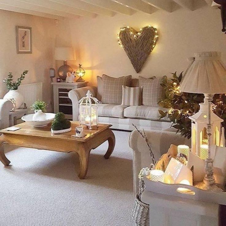 70 Antique Shabby Chic Living Room, Shabby Chic Living Room