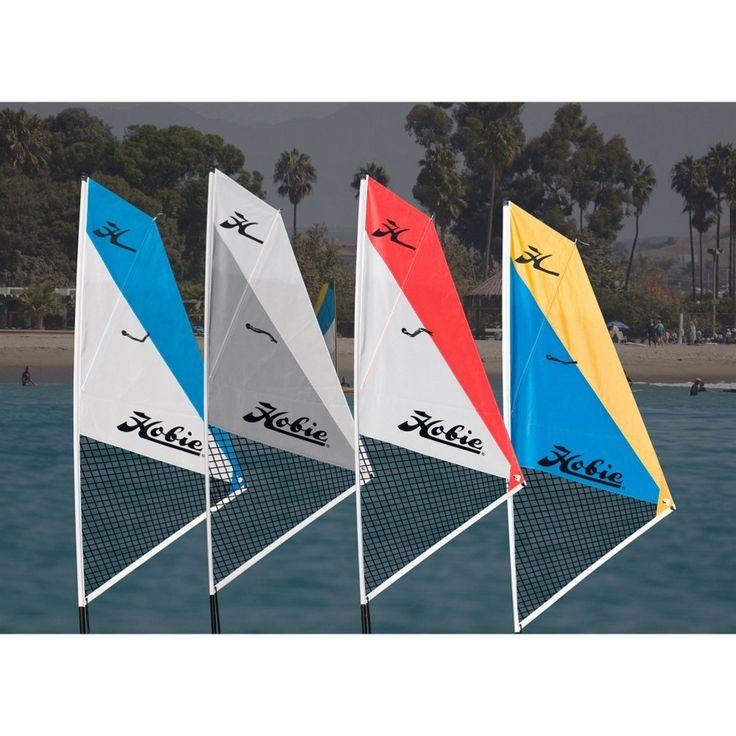 AmazonSmile : Hobie Hobie Mirage Kayak Sail Kit 2012 : Kayak Outfitting Hardware : Sports & Outdoors