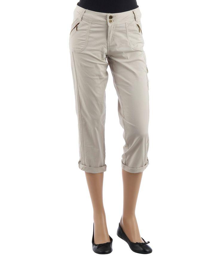 Capri Pants for Women | Buy Pantalons woman's - Women's capri ...