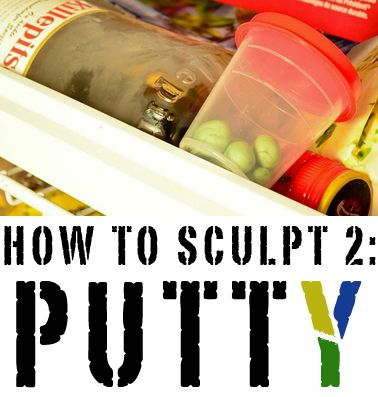 How to Sculpt 2: Pushing Putty by Mr. Pink - Faeit 212: Warhammer 40k News and Rumors