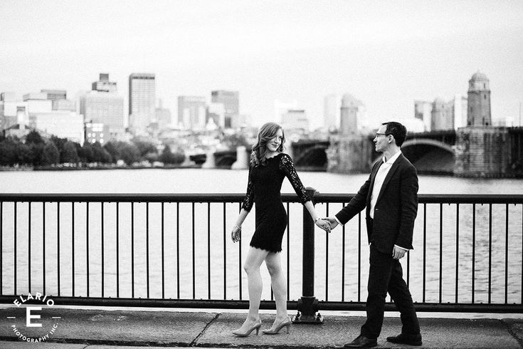Boston Engagement Photos | Amanda & Stephan