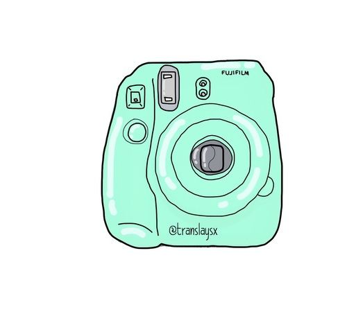 Gallery For gt Simple Polaroid Camera Drawing