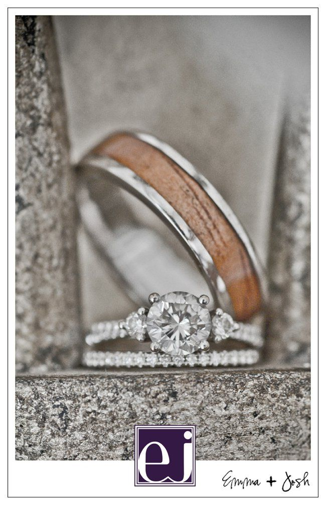 Unique Wedding Ring photos | Los Angeles Wedding Photographers
