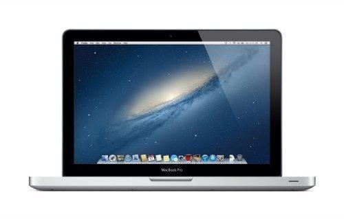 Apple 13 Inch MacBook Pro / MD101LL/A / 2.5GHz Intel Core i5 4GB RAM 500GB HDD Intel HD 4000 Graphics DVDRW OSX Yosemite