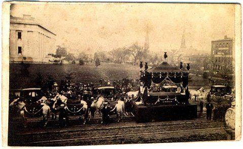 Abraham Lincolns Funeral Train