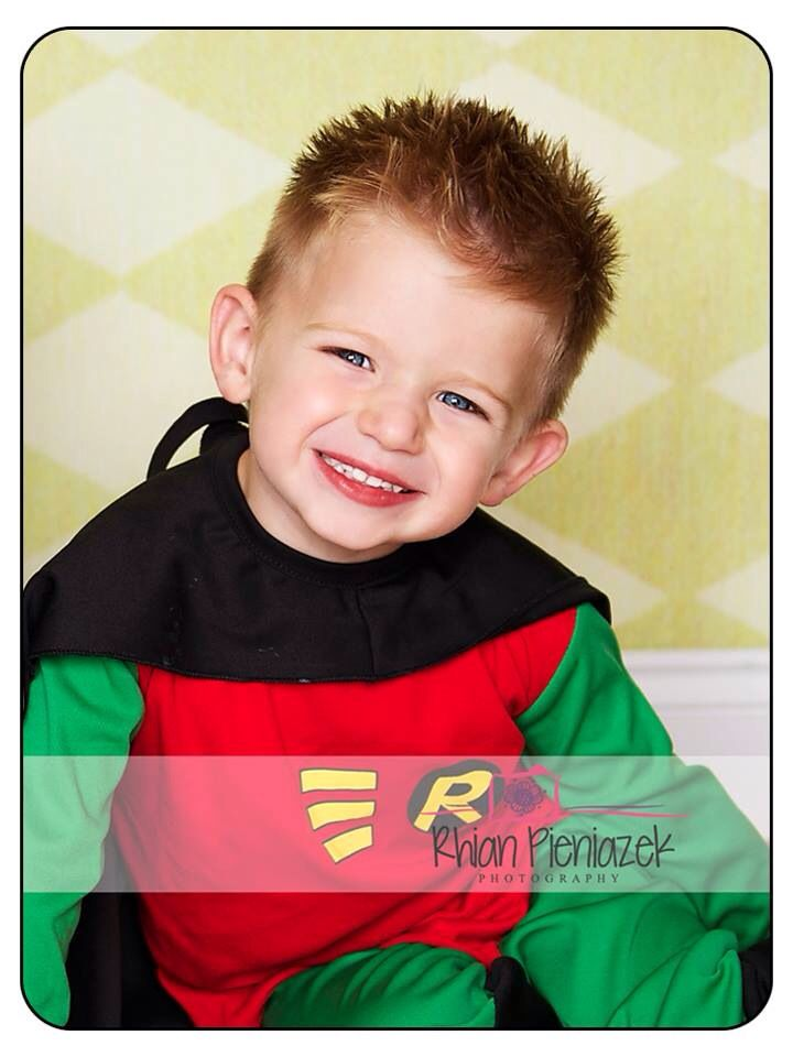 Robin. Rhian Pieniazek Photography.