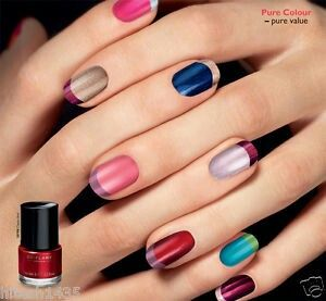 Pure colour nail polish mini