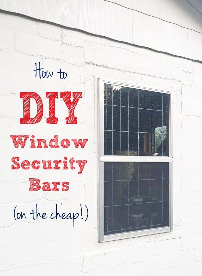 Diy Window Treatments Cheap