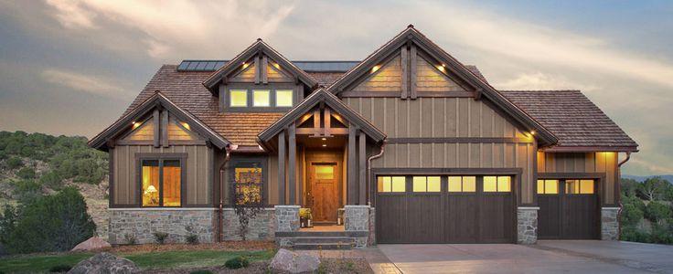 Decorated Model Homes In Salt Lake County Utah Model Homes Utah Home Builders House Designs Exterior