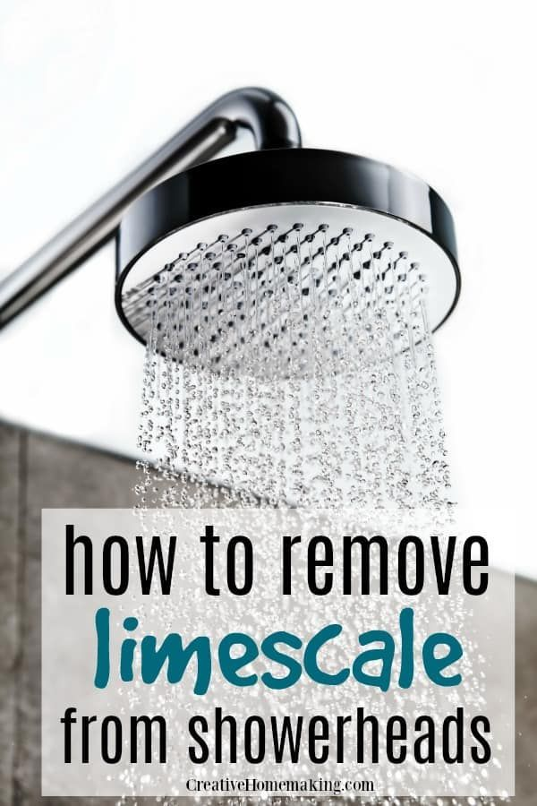 Homemade Limescale Removers That Really Work Creative