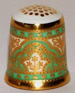ROYAL CROWN DERBY-VICTORIAN PERSIAN