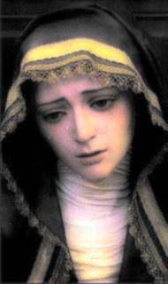 Los Siete Dolores revelados a Santa Brigida