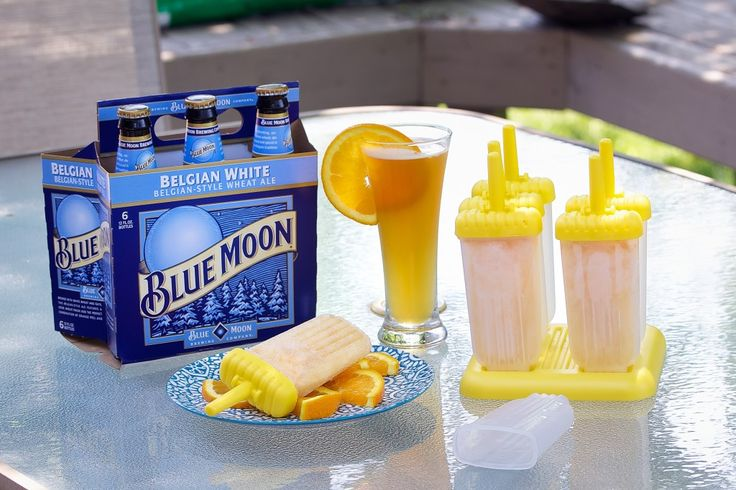Blue moon popsicles; my hubby will LOVE theseBeer Popsicles, Blue Moon Drinks, Moon Popsicles, This Summer, Bluemoon, To Work, Brad Paisley, Blue Moonsicl, Alcohol Treats