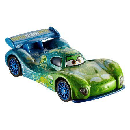 Disney/Pixar World Grand Prix Carla Veloso Diecast Car, Assorted
