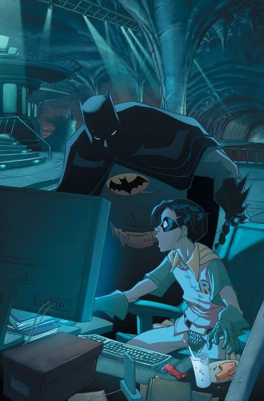 Batman & Robin (Dick Grayson)