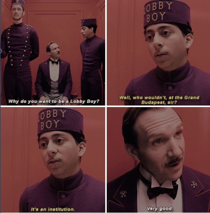 Grand Budapest Hotel Quotes Stunning 366 Best Moviestv Images On Pinterest  Friends Artists And Dawn