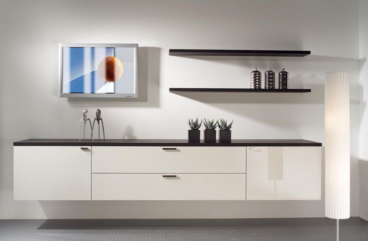 Zwevend dressoir van Interstar - Dressiorkast Dutch Design