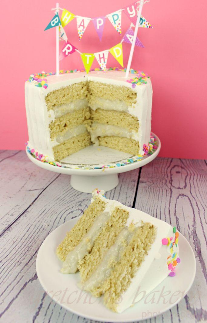Best Vanilla Sponge Cake Recipe Woodland Bakery