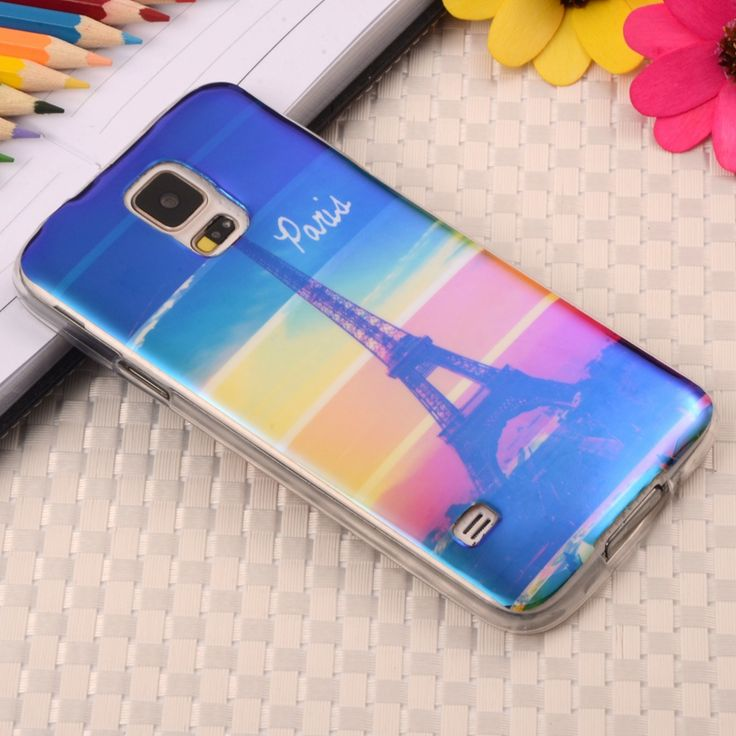 """Soft Silicone Case For Samsung Galaxy S5 SV I9600 S 5 G900F G900H 5.1"""" Blu-ray Printed Soft TPU Phone Protective Plastic Cover"""