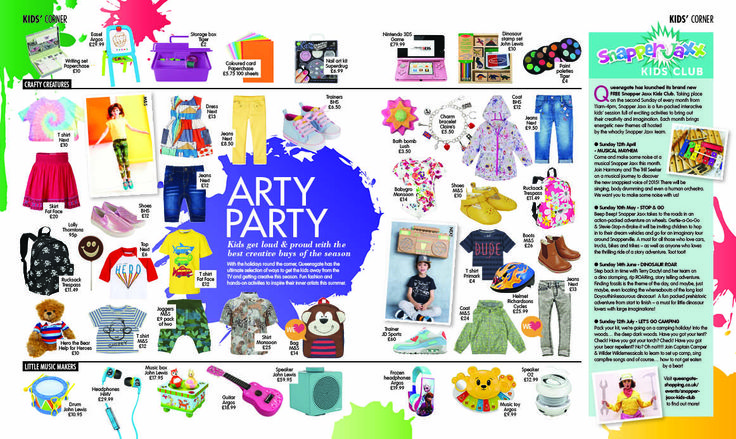 Arty Party Kids