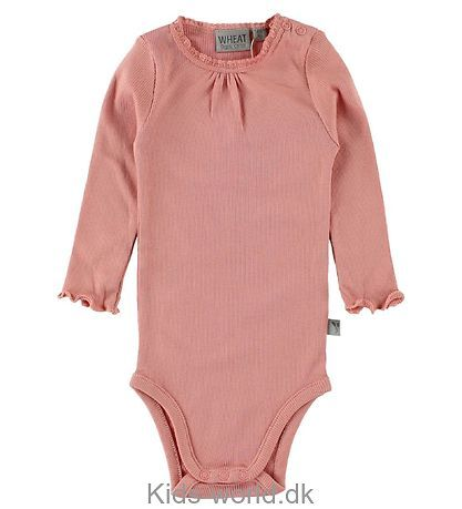 f7c6522ba6c Wheat Body - L/Æ - Rosa | Baby tøj | Tops, Bodysuit, Women